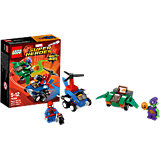LEGO Super Heroes 76064: Человек‑паук против Зелёного Гоблина