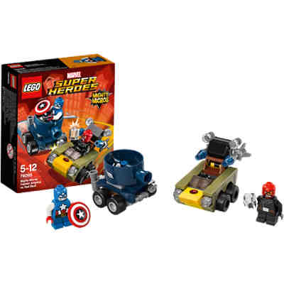 LEGO 76065 Super Heroes: Captain America vs. Red Skull