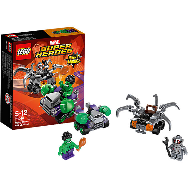LEGO 76066 Super Heroes: Hulk vs. Ultron
