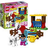 LEGO 10806 DUPLO Pferde