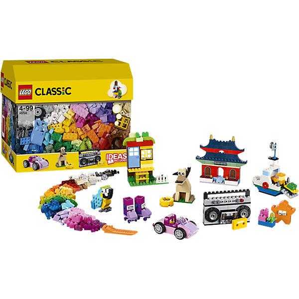 LEGO Classic 10702: Набор кубиков для свободного конструирования