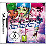 NDS Monster High: Labyrinth-Skaten