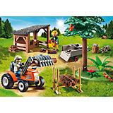 PLAYMOBIL® 6814 Holzfäller mit Traktor