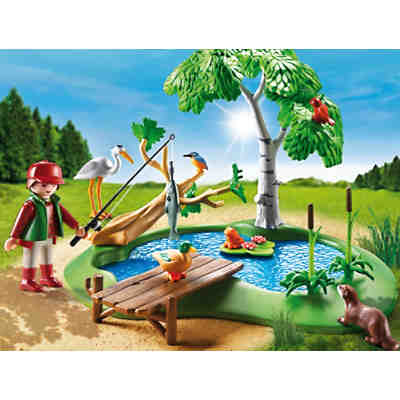 PLAYMOBIL® 6816 Angelteich