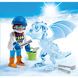 PLAYMOBIL® 5374 Special Plus Künstlerin mit Eisskulptur