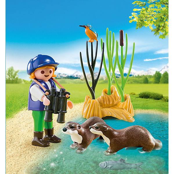 PLAYMOBIL® 5376 Special Plus Otterforscherin