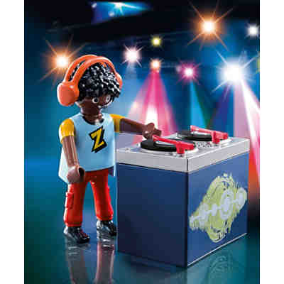 "PLAYMOBIL® 5377 Special Plus DJ ""Z"""