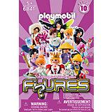 Новый фигурки для девочек, серия 10, PLAYMOBIL
