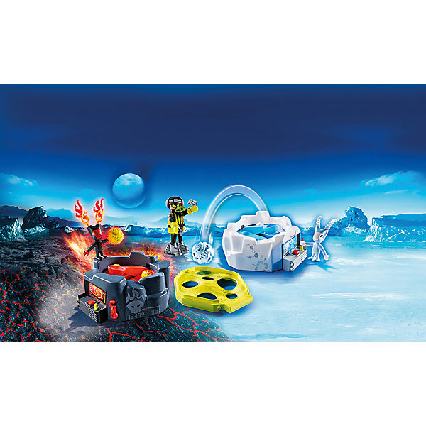PLAYMOBIL® 6831 Fire & Ice Action Game