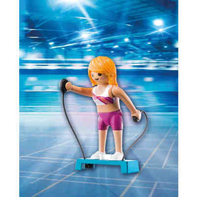 PLAYMOBIL® 6827 Friends: Fitnesstrainerin