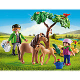 PLAYMOBIL® 6949 Ponymama mit Fohlen
