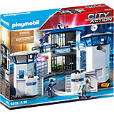 PLAYMOBIL® 6872 Polizei-Kommandozentrale mit Gefängnis