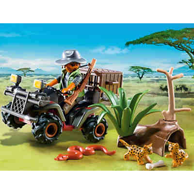PLAYMOBIL® 6939 Wilderer mit Quad