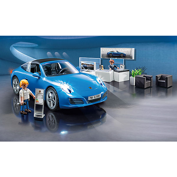playmobil 5991 porsche 911 targa 4s playmobil mytoys. Black Bedroom Furniture Sets. Home Design Ideas