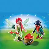 PLAYMOBIL® 6842 Duo Pack Elfe und Zwerg
