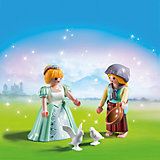 PLAYMOBIL® 6843 Duo Pack Prinzessin und Magd
