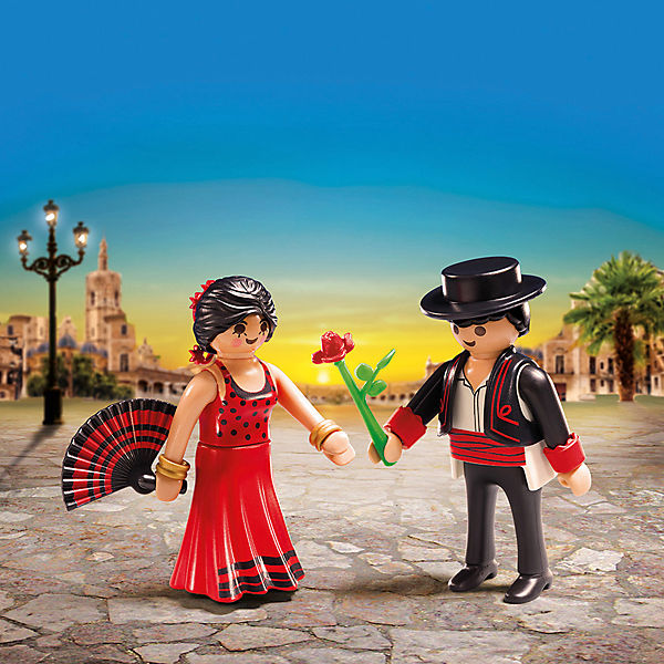 PLAYMOBIL® 6845 Duo Pack Flamencotänzer