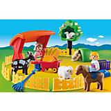 PLAYMOBIL® 6963 1-2-3: Streichelzoo