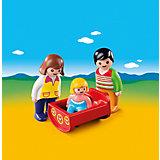 PLAYMOBIL® 6966 1-2-3: Eltern mit Babywiege