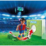 PLAYMOBIL® 6896 Fußballspieler Spanien