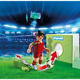 PLAYMOBIL® 6899 Fußballspieler Portugal