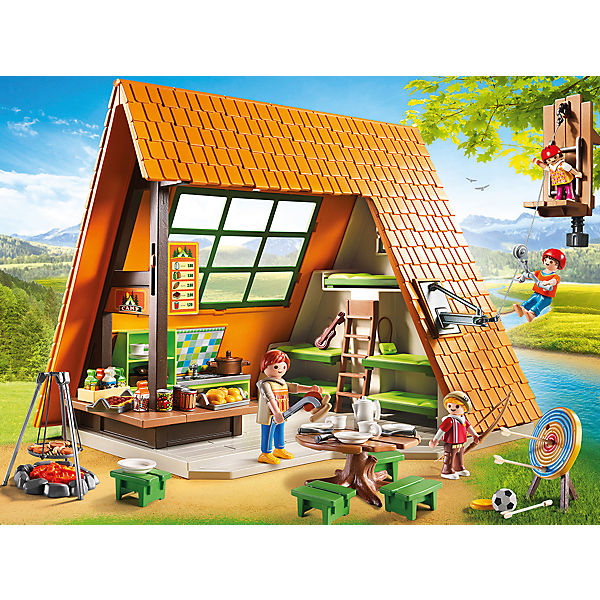 PLAYMOBILR 6887 Grosses Feriencamp PLAYMOBIL Summer Fun