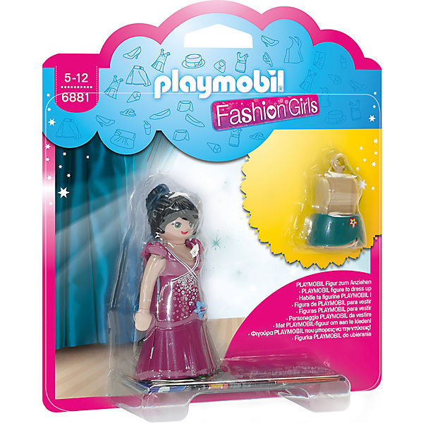 PLAYMOBIL® 6881 Fashion Girl - Party