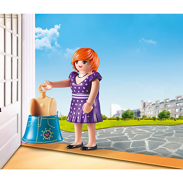 PLAYMOBIL® 6885 Fashion Girl - City