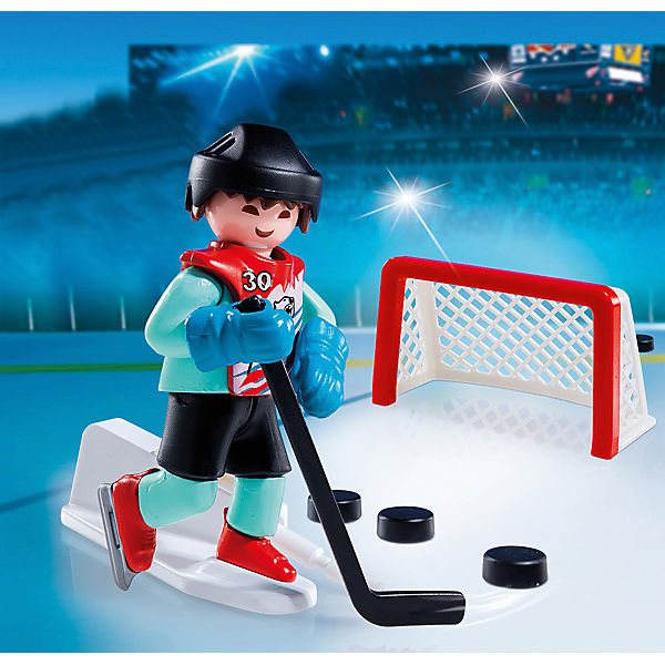 PLAYMOBIL® 5383 Special Plus Eishockey-Training
