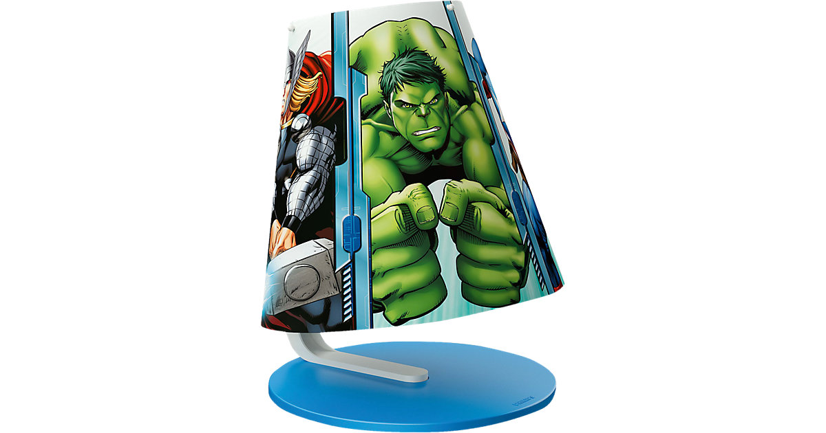 Tischlampe, The Avengers, LED