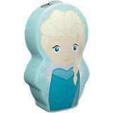 2in1 Nachtlicht &Taschenlampe, Die Eiskönigin, Elsa, LED