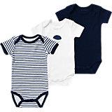 Baby Body 3er- Pack für Jungen