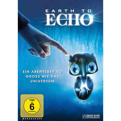 DVD Earth to Echo