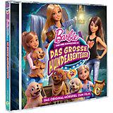 CD Barbie und Schwestern - Das Große Hundeabenteuer (Hörspiel zum Film)