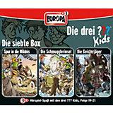 CD Die Drei ??? Kids 07