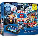 PS Vita Grundgerät inkl. LEGO Action Heroes Pack + 8GB Speicherkarte
