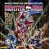 CD Monster High: Buh York, Buh York  (Deutscher Soundtrack)