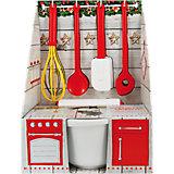 Weihnachtsbäckerei, 10-tlg.