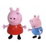 """Игровой набор """"Пеппа и Джордж"""", Свинка Пеппа"""