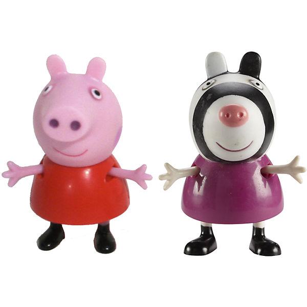 """Игровой набор """"Пеппа и Зои"""", Свинка Пеппа"""