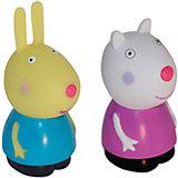 """Игровой набор """"Сьюзи и Ребекка"""", 10 см, Свинка Пеппа"""