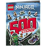 LEGO Ninjago: Das Riesen Rätsel-Stickerbuch