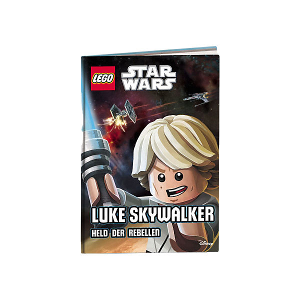 LEGO Star Wars: Luke Skywalker, Held der Rebellen