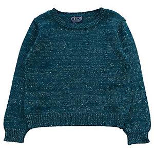 Джемпер для девочки Minoti - синий