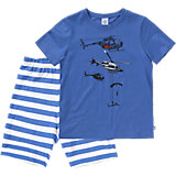 Schlafanzug für Jungen Hubschrauber