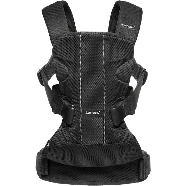 Babytrage One Air, Schwarz