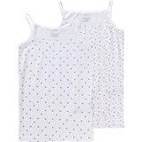Unterhemd Doppelpack für Mädchen