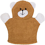 Махровая мочалка-рукавичка Baby Bear, Roxy-kids