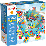 Fish Fish - 3 in 1 Spieleset
