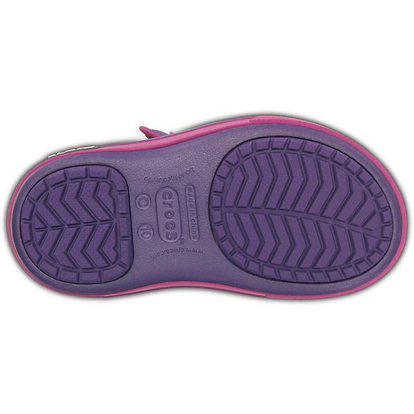 Сапоги Kids Crocband II.5 Gust Boot для девочки Crocs